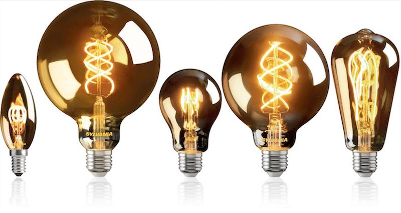 Sylvania toledo vintage henk fred for Vintage lampen