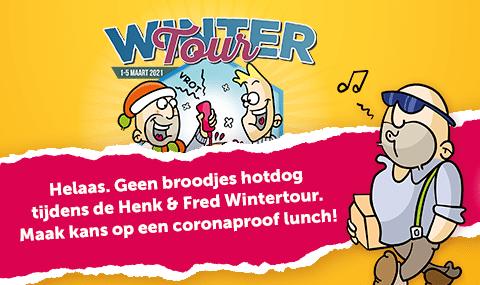 Alternatief voor Henk & Fred Wintertour 2021