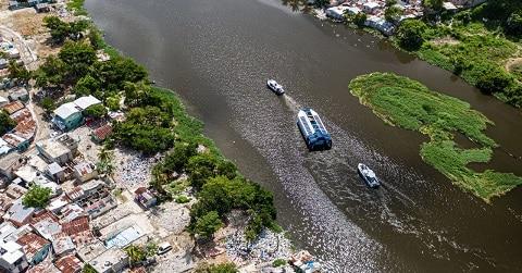 Nieuwsbericht: Samenwerking Coca Cola en The Ocean Cleanup