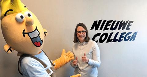Nieuwsbericht: Nieuwe collega!