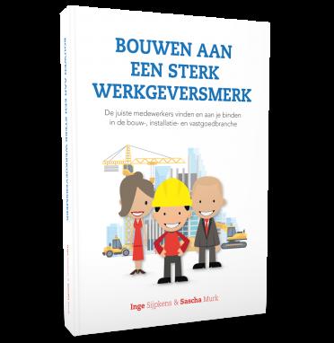 Boek om te bouwen aan je werkgeversmerk