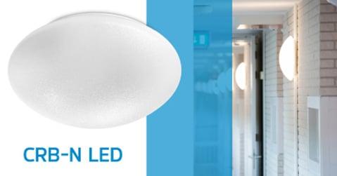 Nieuwsbericht: CRB-N LED BSC