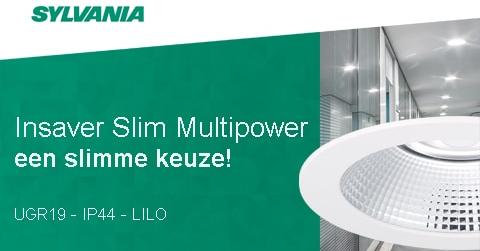 Nieuwsbericht: Insaver Slim Multipower